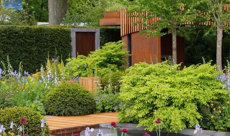 Corporate Gardens Plantscape Interiors