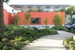 Maggies Centre, Charing Cross Hospital. Design: Dan Pearson